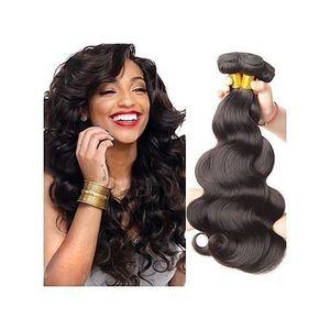 """20""""  Remy Bodywave Hair - Col.1b"""