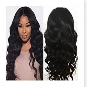 22 Inches Vietnam  Hair Wig With Lace Closure