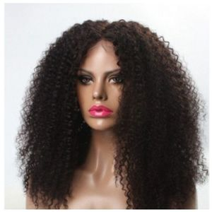 VIRGIN Glam Africa Hair Wig Natural - Color 2