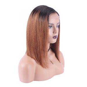 Adalia Straight Virgin Hair Bob Wig