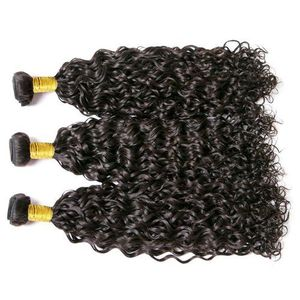 14 Inches  Virgin Hair Water Curls