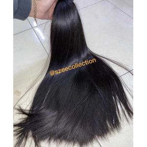 Vietnamese Double Wefted Bone Straight Virgin Hair