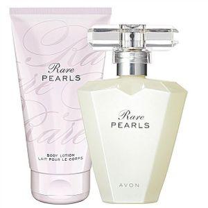 Avon Rare Pearls Perfume For Her Set