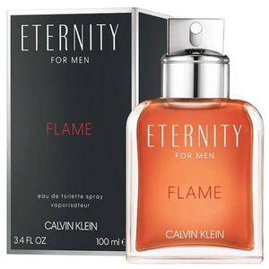 Calvin Klein Eternity Flame (EDT) For Men - 100ml