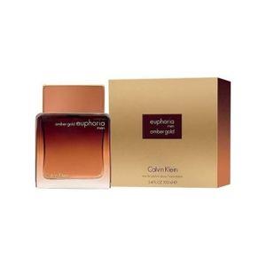 Calvin Klein Euphoria Amber Gold Eau De Parfum 100ml For Men