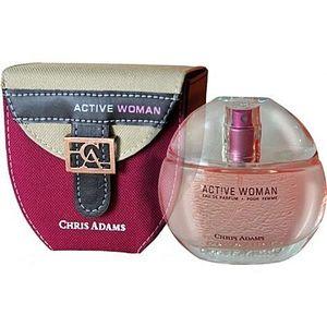 Chris Adams Long Lasting Fragrance [Active Woman Perfume--100ml}