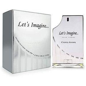 Chris Adams  Let's Imagine EDP  Perfume 100ml