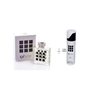 Explore Perfume And Free Deodorant Body Spray-300ml
