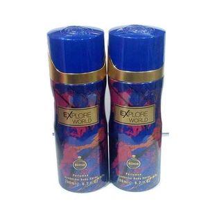 Explore World Perfume Deodorant Spray 200ml