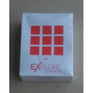 Explore Sensational  Unisex Perfume EDP-100ml Orange