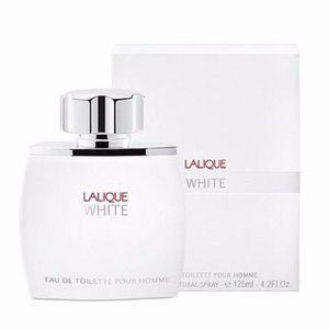 Lalique White For Men 125ml EDT + FREE BODY SPLASH