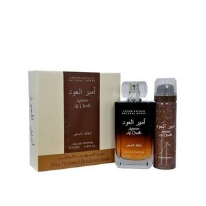 Lattafa PURE MUSK PERFUME EDP WITH FREE DEO
