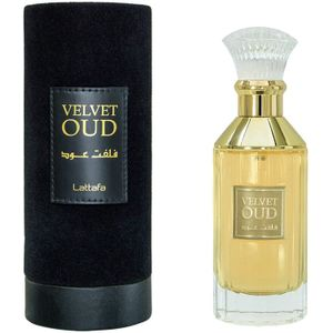 Lattafa Iconic Oudh EDP 100ML Perfume For Men