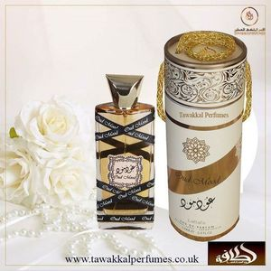 Lattafa Golden Oud Perfume