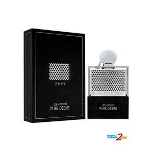 Lattafa Strong Fragrance Rave Pure Desire Hommes  Perfume EDP  100ML