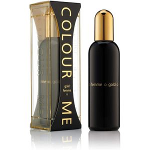 Milton Colour Me Perfume Gold - 100 Ml