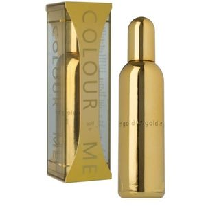 Milton Colour Me Perfume Gold - 100ml.