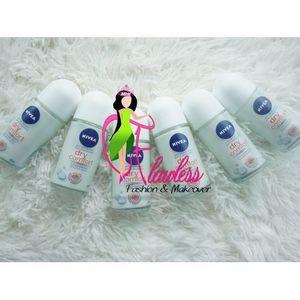 Nivea 6pcs Dry Comfort Antiperspirant Roll On Deodorant