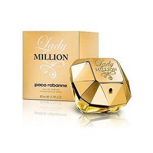 Paco Rabanne Lady Million Eau De Parfum - EDP 80ml For Her