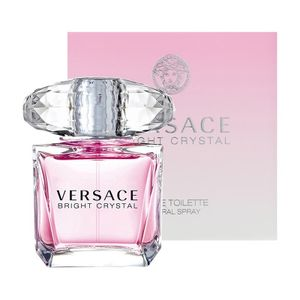 Versace Bright Crystal EDT For Women 90ml +(Gift)