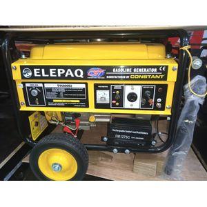 Elepaq 4.5Kva Key Starter Gasoline Generator SV7800E2