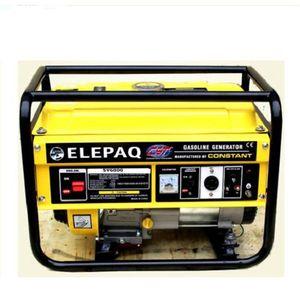 Elepaq Constant 4.5KVA Manual Start Generator - SV6800 100% Copper