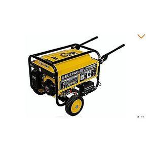 Elepaq  Automatic Start Battery Key And Tyre 100% Full Cooper Constant Generator 3.5kva Kva