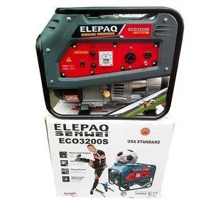 Elepaq SV2200  Manual Start Generator - Yellow