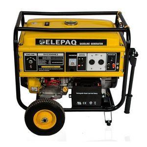 Elepaq 4.5kva Key Start Generator-SV8500E2 100%Copper