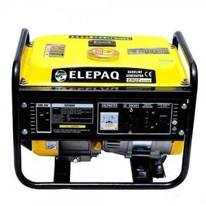 Elepaq CONSTANT 4 KVA Key Starter Generator - SV 6800 E2