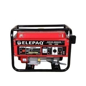 Elepaq 2.5KVA Manual Start Generator -EC6800CX