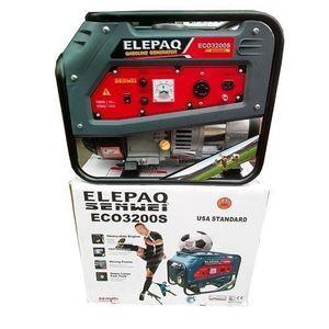 Elepaq 2.5KVA Manual Starter Generator SV5800 - Elepaq