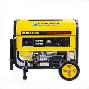 Haier Thermocool Hustler Max Elect Generator 3500ES Keyless Push Button Start