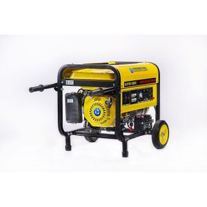 Haier Thermocool Hustler Petrol Generator MED 3500MS 3.75KVA/3KW