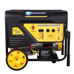 Haier Thermocool ODOGWU 10000RS 8.4KVA Petrol Generator Remote Start