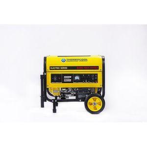 Haier Thermocool TEC Gen Ptr Sml Bobo  2500ES 2.5KVA/2KW - Yellow