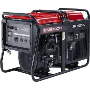 Honda EM10000 9KVA Key Start Powerful Gasoline Generator