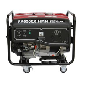 Honda FA6500X HMN-5.5kva Keystart Generator (PREPAID ONLY)