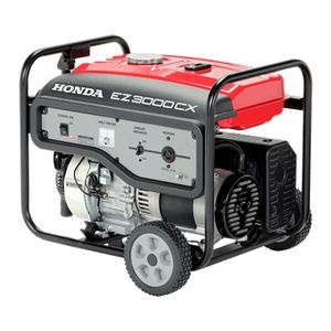 Honda EZ3000 2.5KVA Manual Gasoline Generator