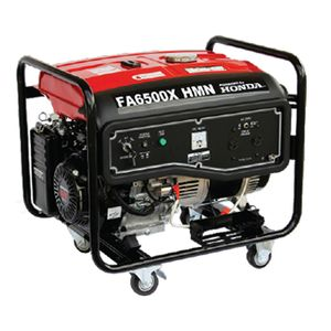 Honda 5.5KvA Keystart Gasoline Generator