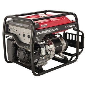 Honda 5.5KvA EG6500CXS Key-Starting Generator (PREPAID ONLY)
