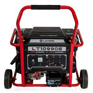 Lutian 9.3KVA Ecological Generator With Remote Control - LT10990E
