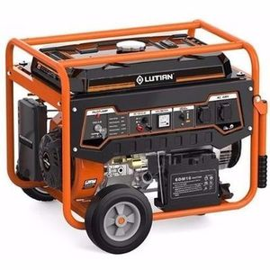 Lutian 6.9KVA Generator  - LT6500 With Key And Button Start