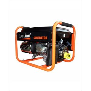 Lutian 10KVA Electric Starting Professional Gasoline Generator With  Remote Control