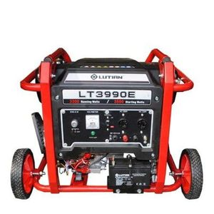 Lutian 3.5KVA Ecological Generator - LT3990E - Key Start