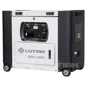 Lutian 6KVA Super Silent Generator 5GF-LDEX