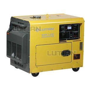 Lutian 6KVA Super Silent Generator 5GF-LDE