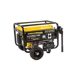 Sumec FIRMAN 4.5kva Generator With Key And Tyre 100%Cooper