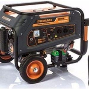 Sumec Firman 3.2KVA Generator With Key Starter (RD3910) 100%Copper