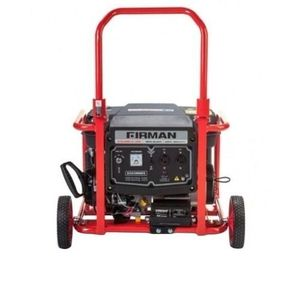 Sumec Firman Generator, Semi-Silent Zero-Gravity, 100% Copper, With Key Starter, 2.9KVA, ECO3990ES.